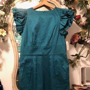 Jessica Simpson NWT Ruffle sleeveless Dress ~10